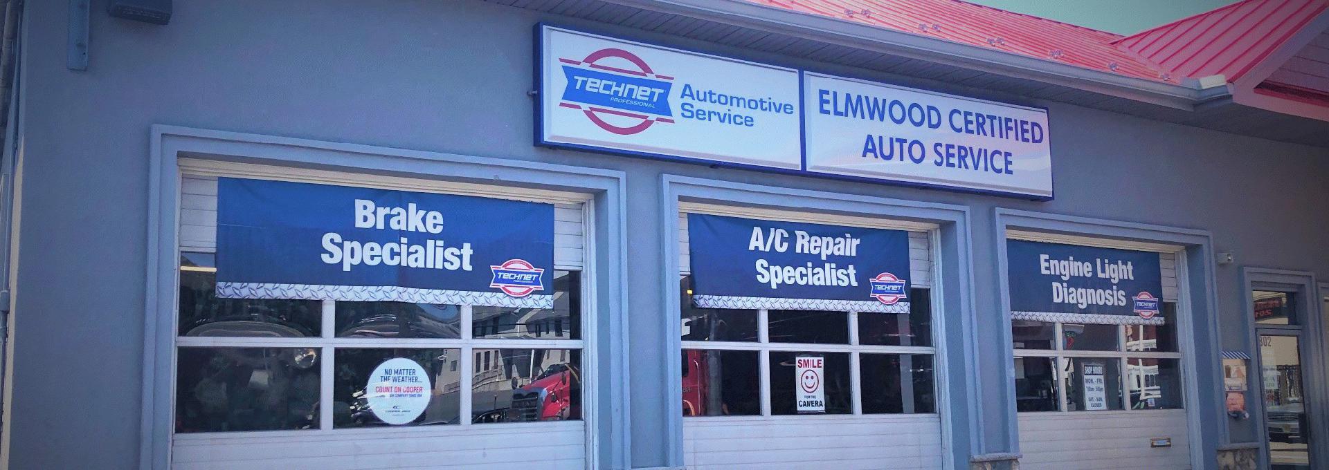Auto Repair Shops Near Me >> Elmwoodcertifiedauto Com